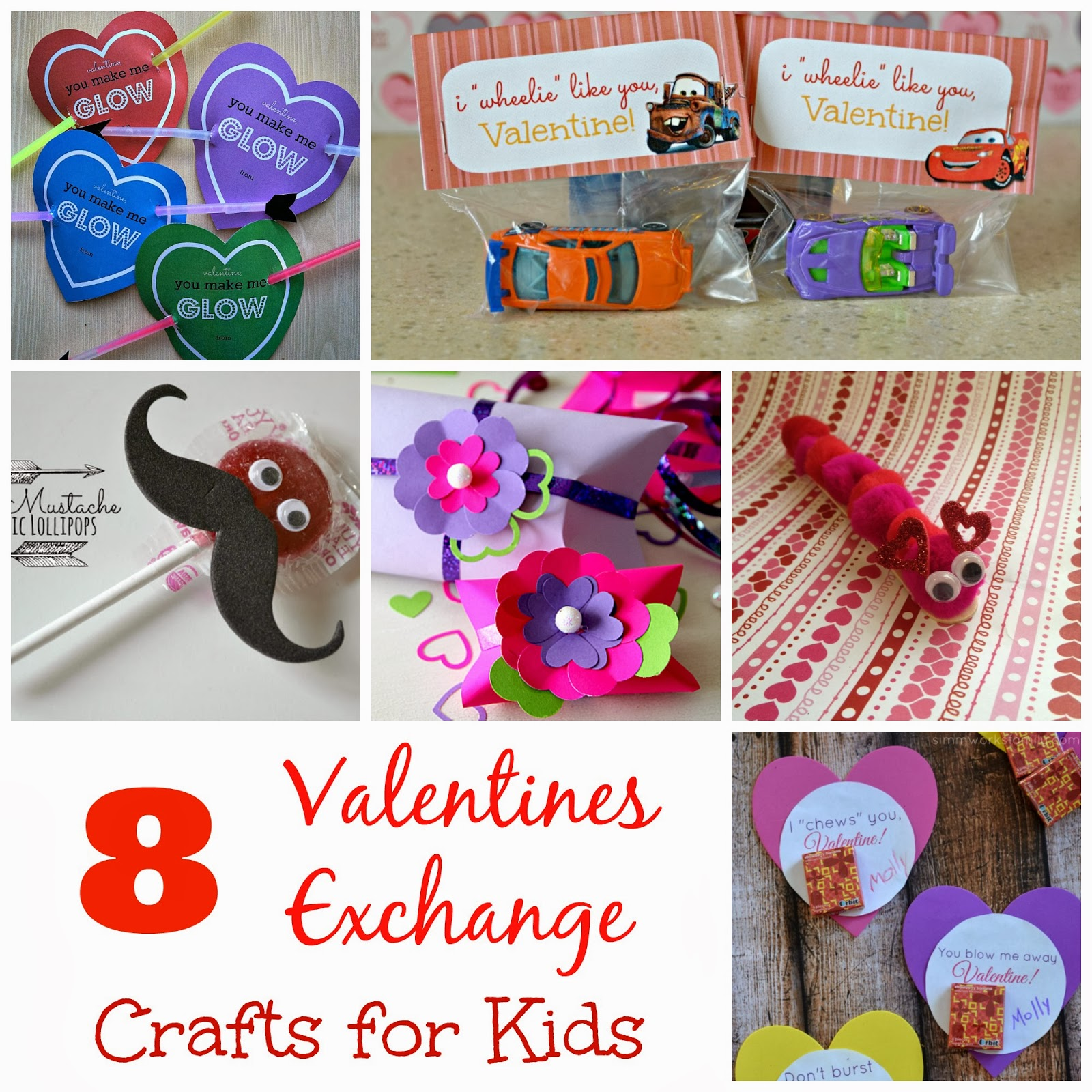 pinterest valentine craft ideas 8 valentines exchange crafts for outnumbered 3 to 1 5203