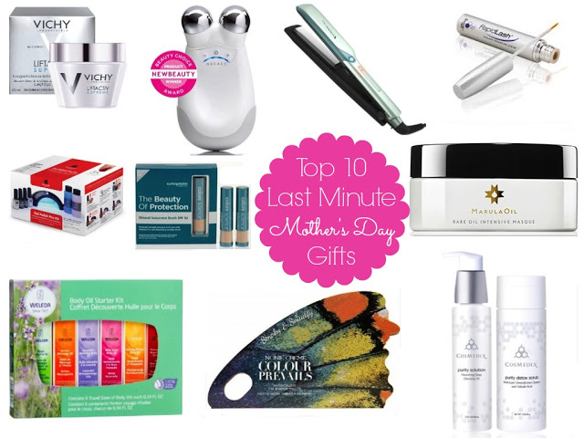 Mother's Day Beauty Gift Ideas
