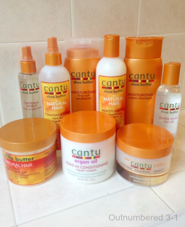 Cantu Hair Products