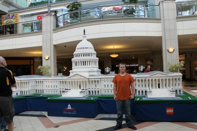 LEGO U.S. Capitol Building