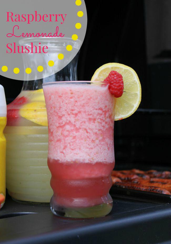 Summer Slushie with Country Time Lemonade