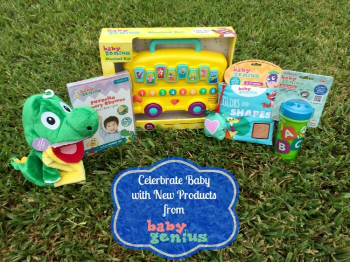 New Products from Baby Genius