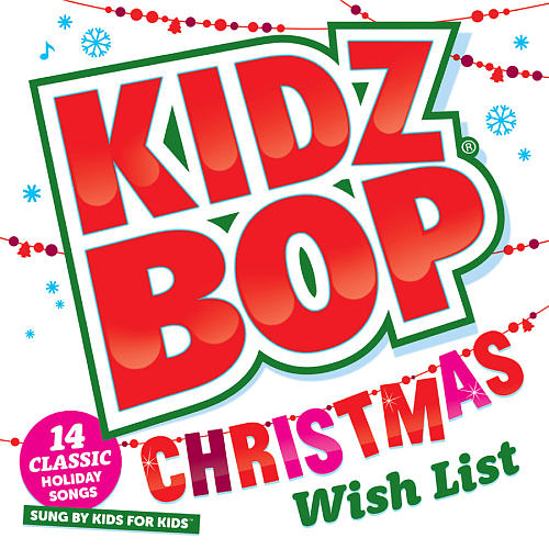 KIDZ BOP Musical Stocking Stuffers - Outnumbered 3 to 1