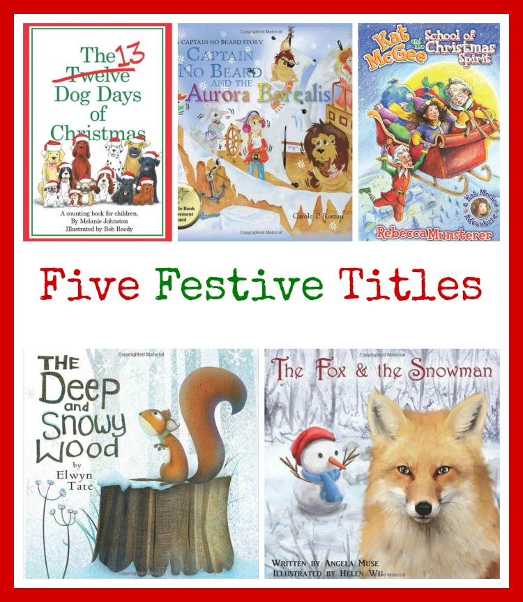 Five Festive Titles
