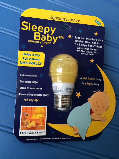 Sleepy Baby Biological LED Lamp