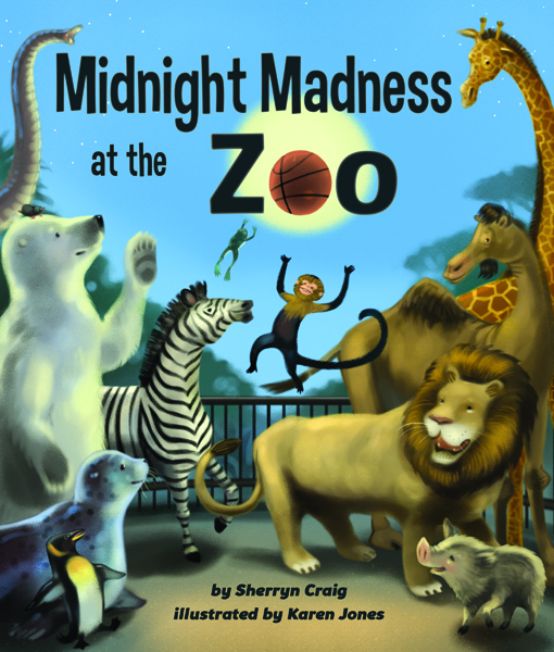 Midnight Madness at the Zoo Written by Sherryn Craig Illustrated by Karen Jones (Lee)