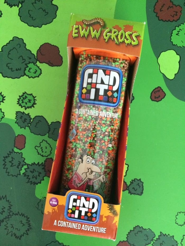 Eww Gross from Identity Games in its Find It Games group