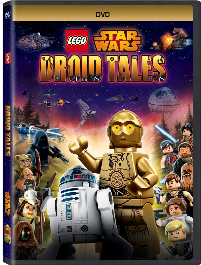 Lego Star Wars: Droid Tales DVD Review