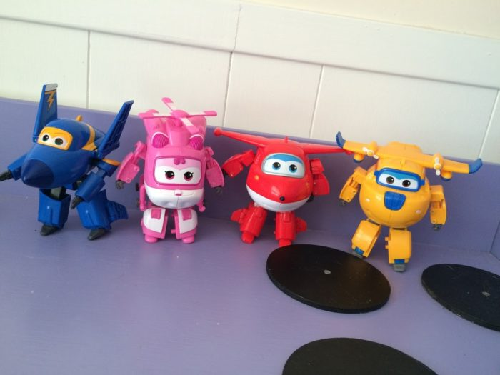 Auldey Toys Super Wings Launch