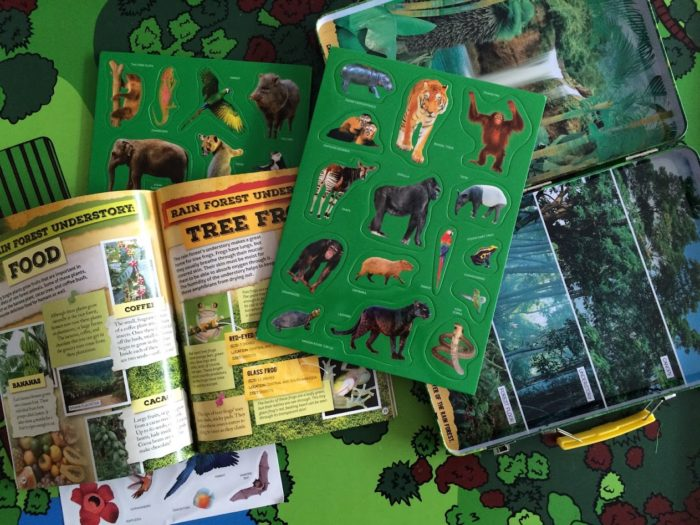 Smithsonian Magnetic Adventures: Jungle Author: Emily Rose Oachs
