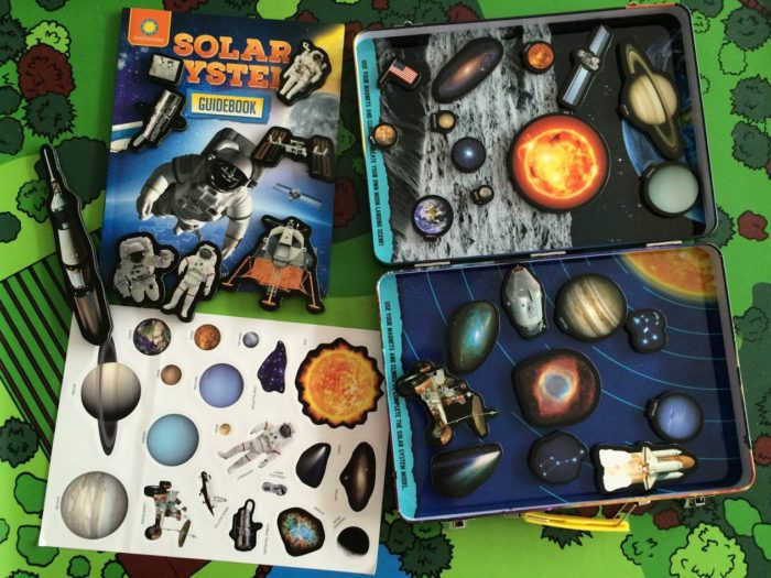 Smithsonian Magnetic Adventures: Solar System Author: Ruth Strother