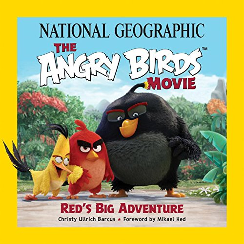The Angry Birds Movie: Red's Big Adventure
