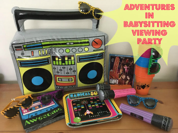 Host an Adventures in Babysitting 80s Viewing Party