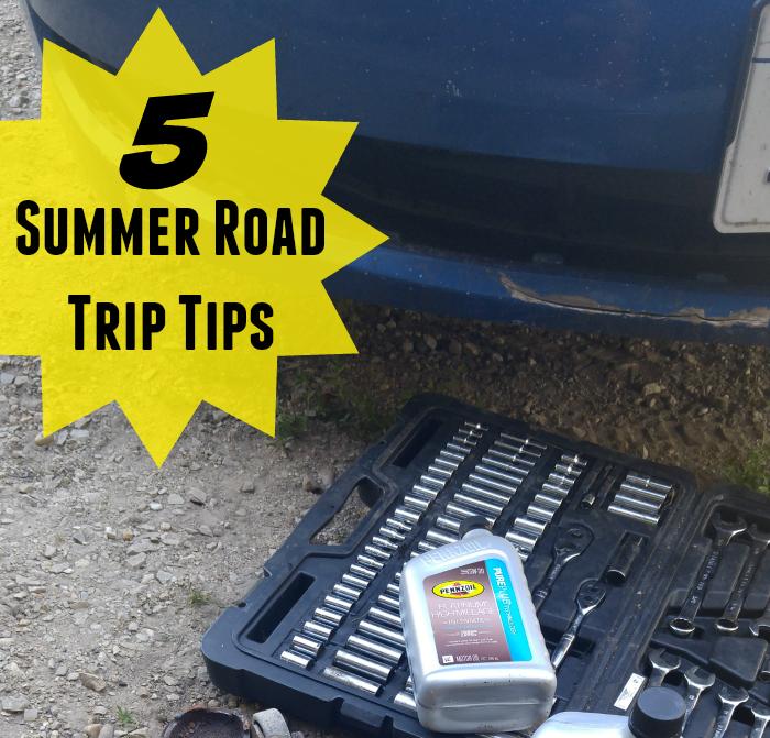 5 Summer Road Trip Tips 2