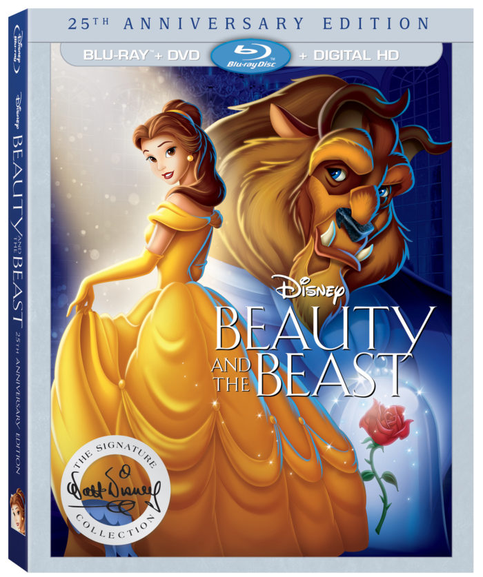 Disney's Beauty and the Beast is Coming to Blu-ray