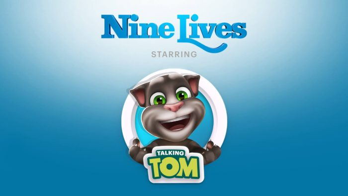 Ever want to say something but you don?t know how? Download the Talking Tom app, press the ?Nine Lives record button and share your second chance messages.