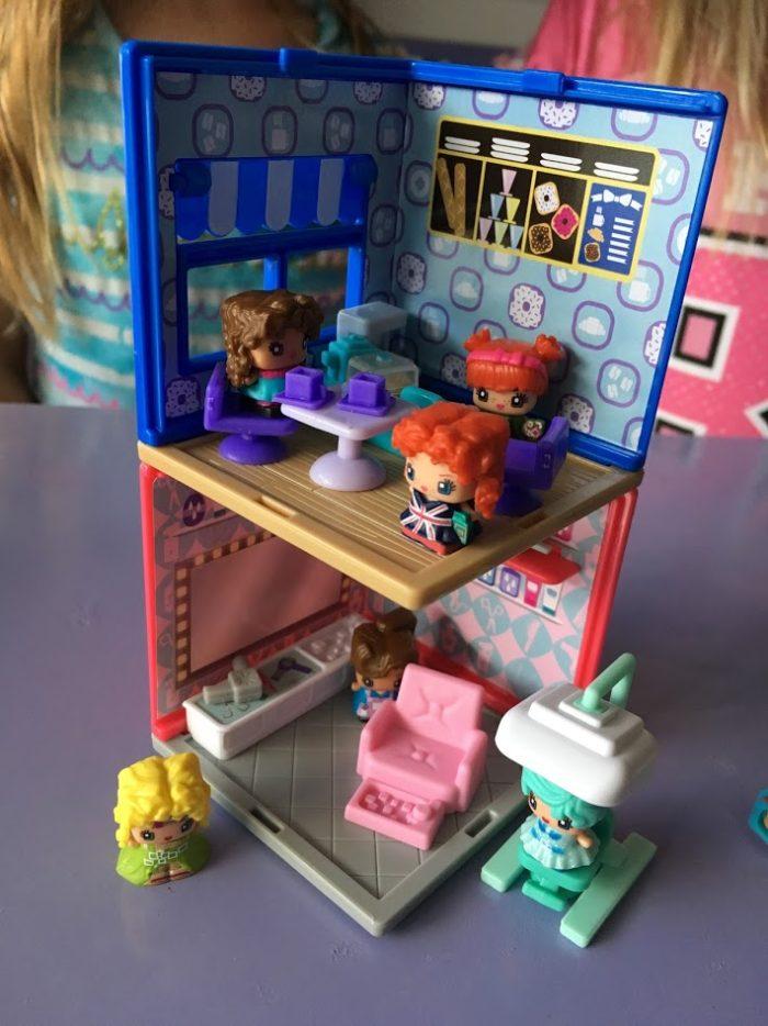 Mini Rooms Assortment (DWB60)