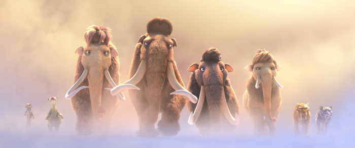 Ice Age: Collision Course In Theaters July 22
