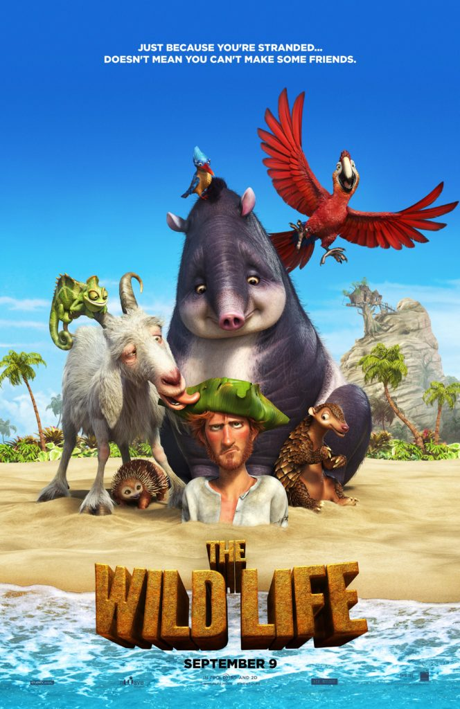 The Wild Live Movie Poster