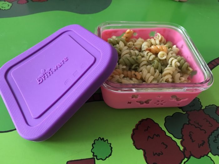 Brinware's Eco-Tableware for Tots is Fabulous for Mealtime