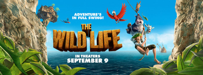 The Wild Life Movie Banner