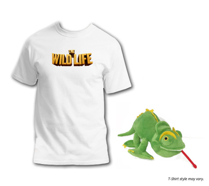 The Wild Life Prize Pack Giveaway