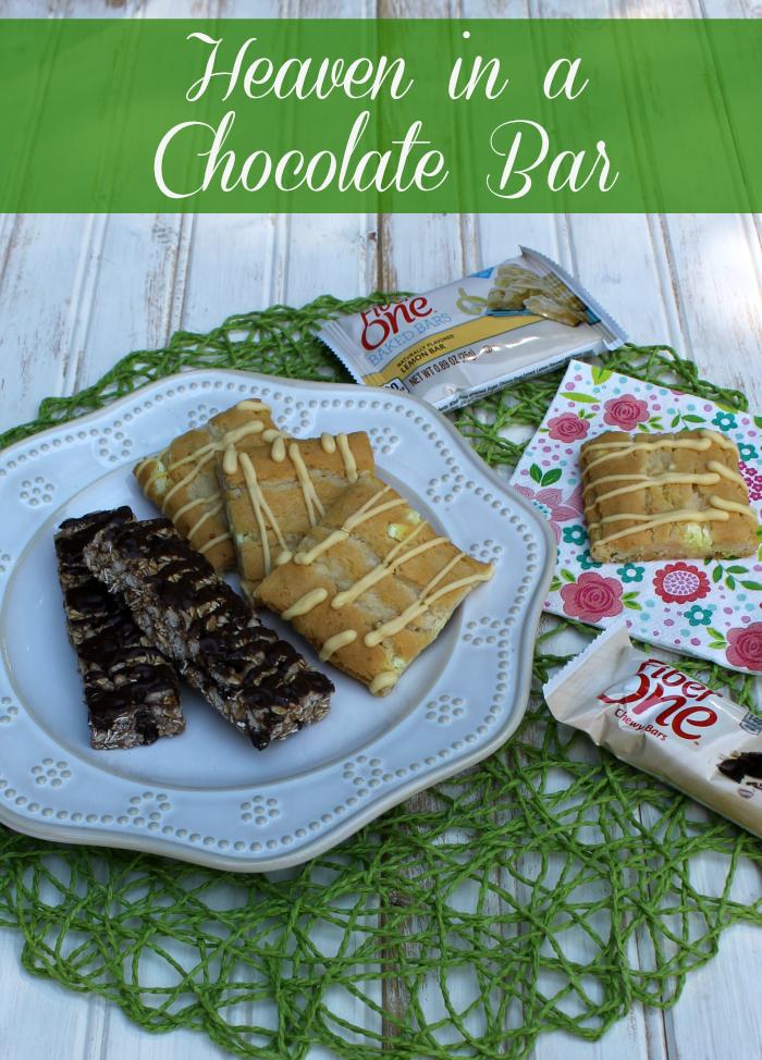 Heaven in a Chocolate Bar