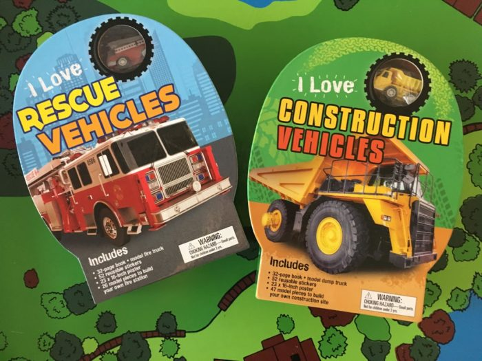 2 Educational Activity Books for Young Readers From Silver Dolphin Books