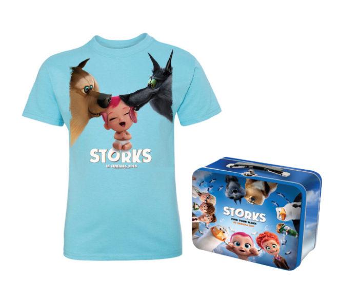 Storks Prize Pack Giveaway