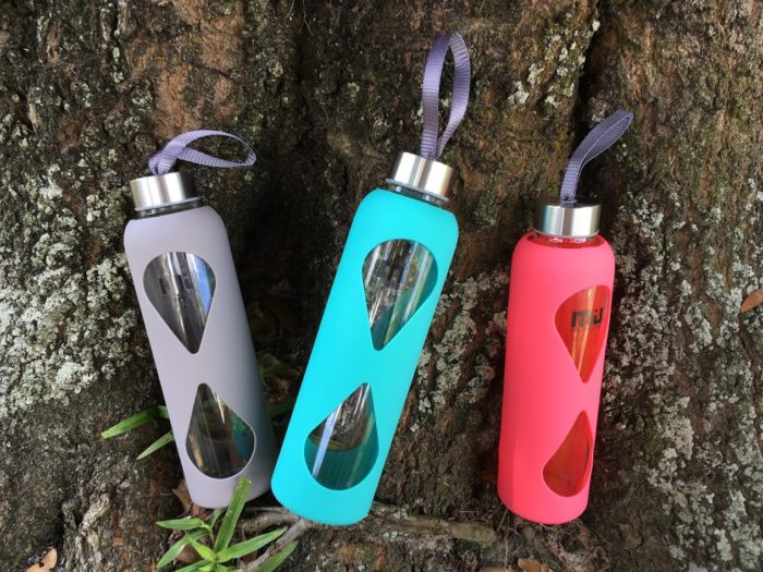 MIU COLOR Glass Water Bottles Can Go Anywhere