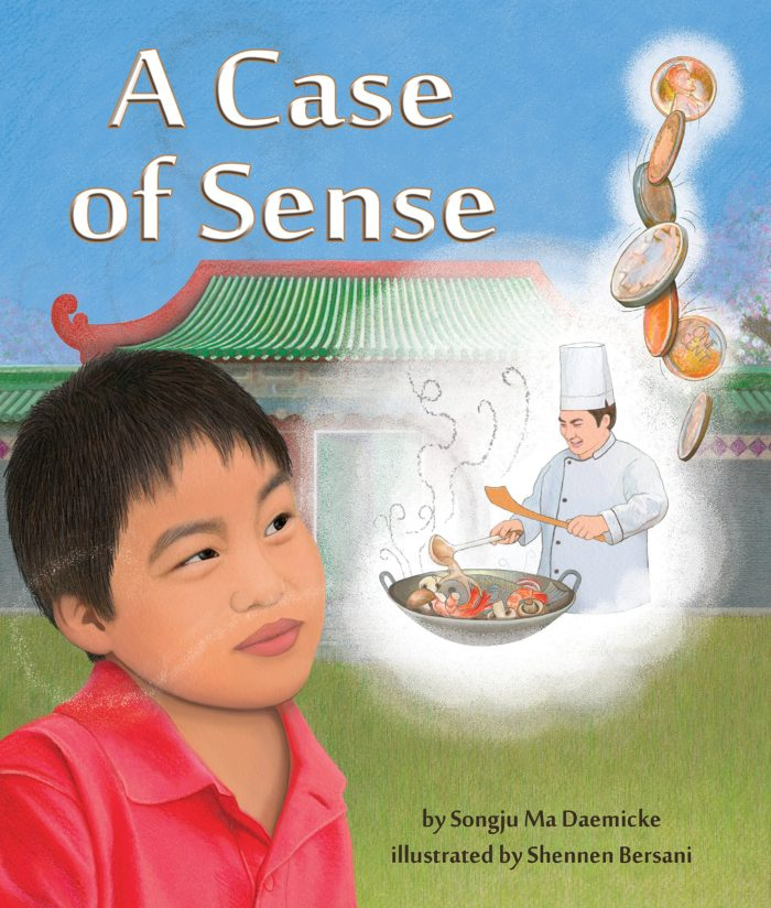 Case of Sense by Songju Ma Daemicke and Shennen Bersani