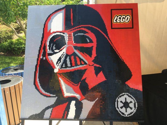 #BuildTheForce at LEGOLAND Florida Star Wars Days