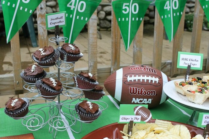 Football Tailgate Party Ideas
