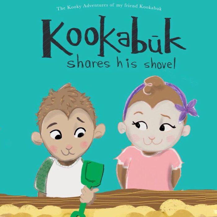 Kookabuk Shares His Shovel