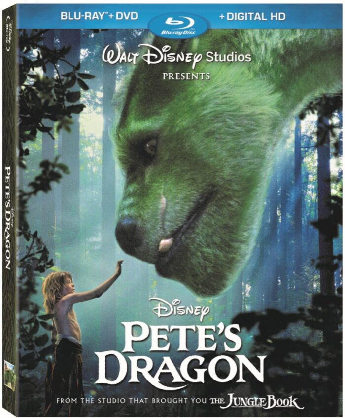 Disney's Pete's Dragon on Digital HD, Blu-ray, DMA, DVD & On-Demand