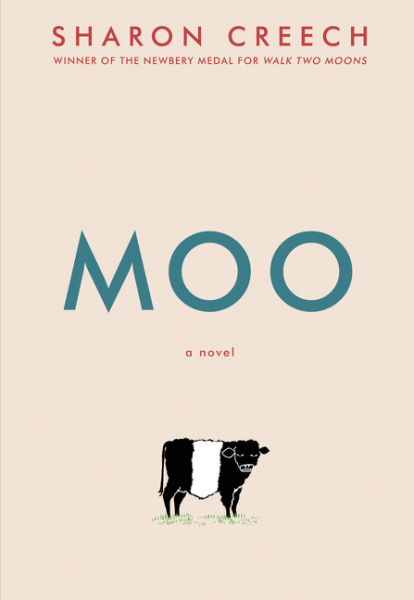 Moo A Novel by Sharon Creech