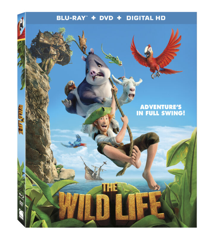THE WILD LIFE arrives on Blu-ray Combo Pack, DVD & On Demand November 29