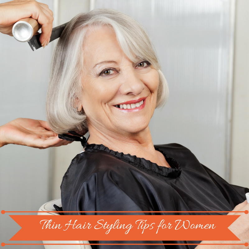 styling thinning hair thin hair styling tips for outnumbered 3 to 1 8705