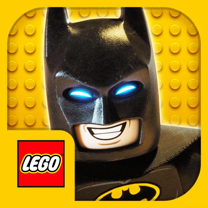 The LEGO Batman Movie App Game Trailer
