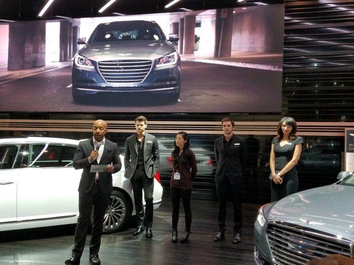 New from Hyundai and Genesis