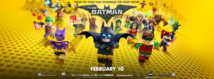 The LEGO Batman Movie + Prize Pack Giveaway