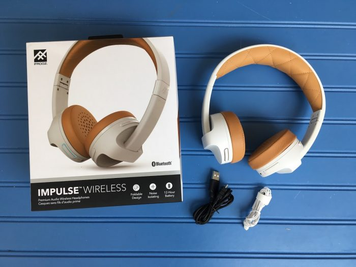 Impulse Wireless Headphones