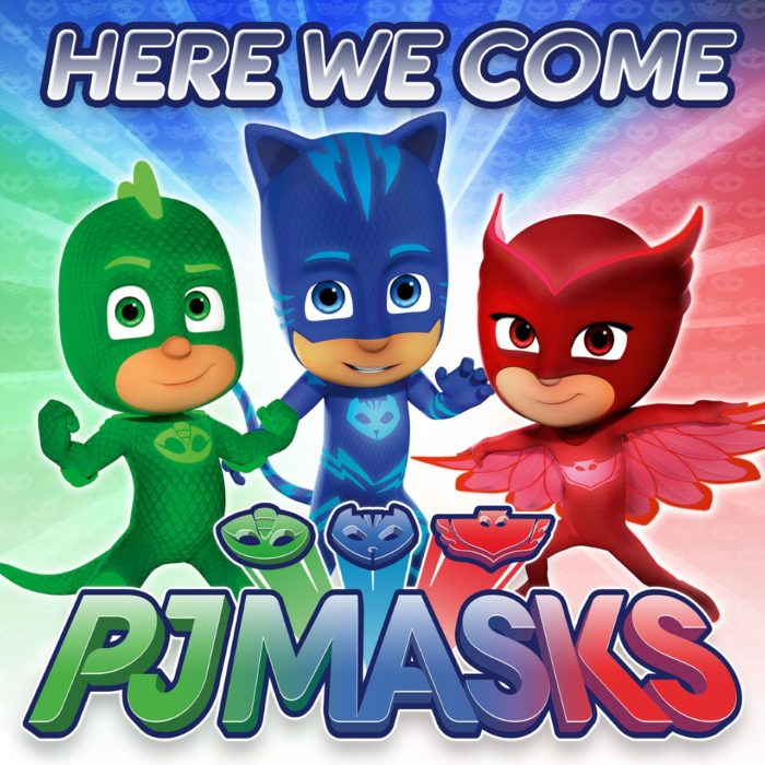 PJ Masks Live! To Hit The Road In First-Ever Live Theatrical Tour!