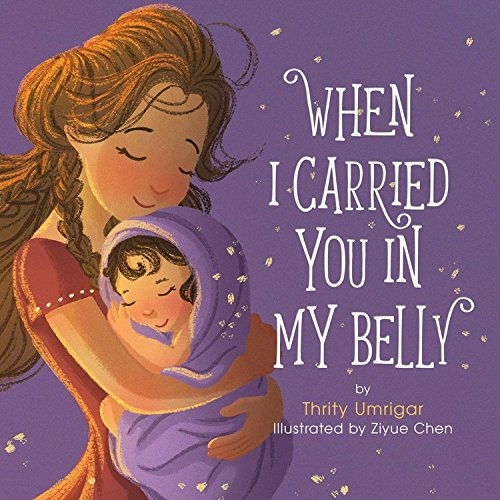 Picture Book: When I Carried You in My Belly