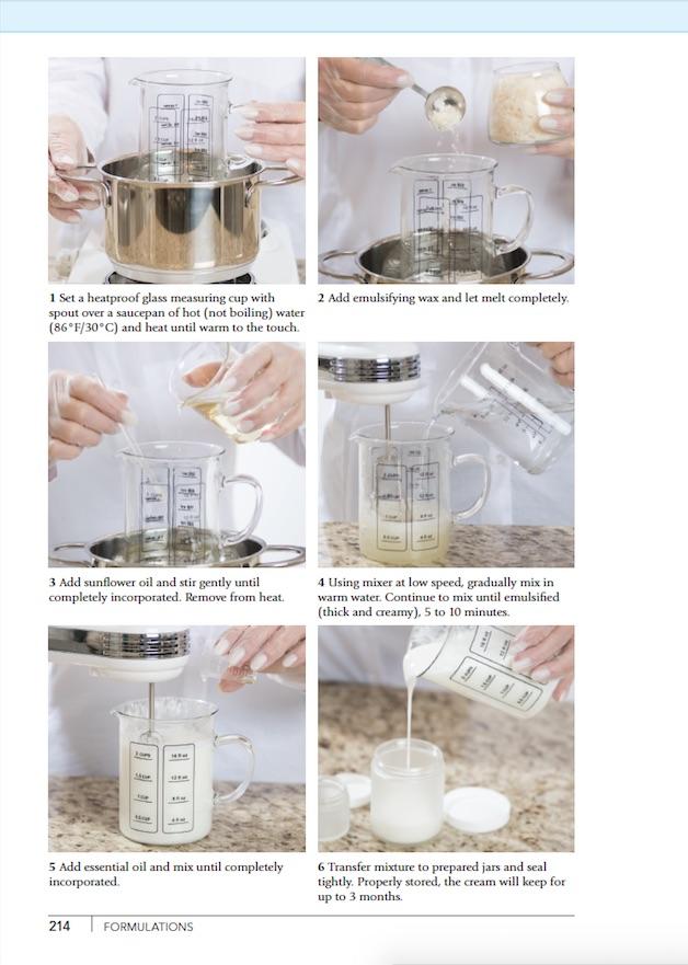 Basic Moisturizing Cream Recipe