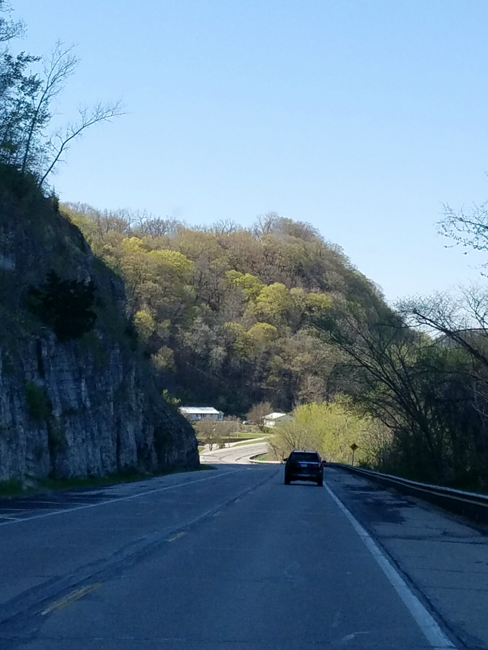 The Great River Road Dubuque to Prairie du Chein