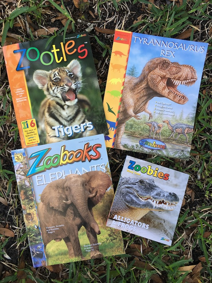 Zoobooks Has a Magazine For All Kids in the Family Ages 0-12 + Subscription Giveaway