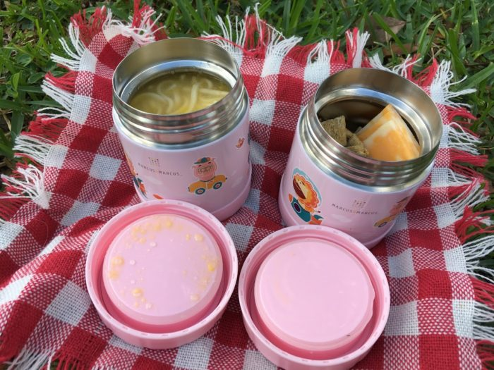 Marcus & Marcus Thermal Food Jars: Perfect On-The-Go For Kids