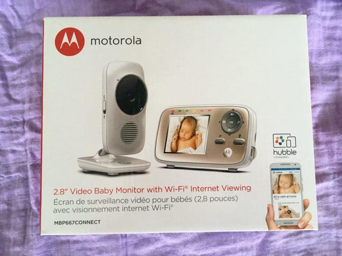 Motorola Video Baby Monitor With WiFi ? Summer Baby Soiree