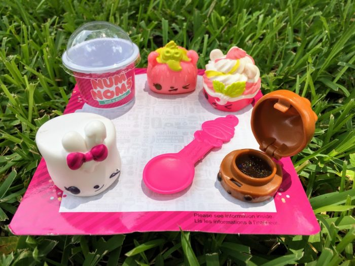Menchies Frozen Yogurt & MGA Entertainment Team Up for Limited Edition Num Noms Promotion